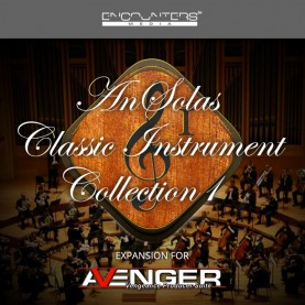 AnSolas Classic Instrument Collection 1 for Avenger