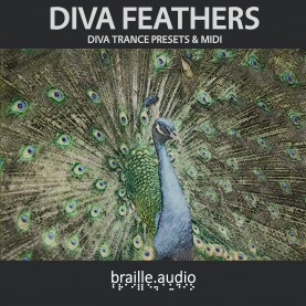 Braille Audio - U-he Diva - Feathers