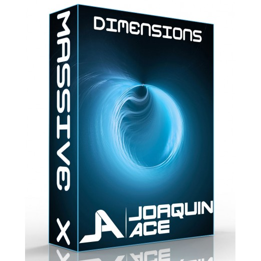 JA Dimensions for Massive X