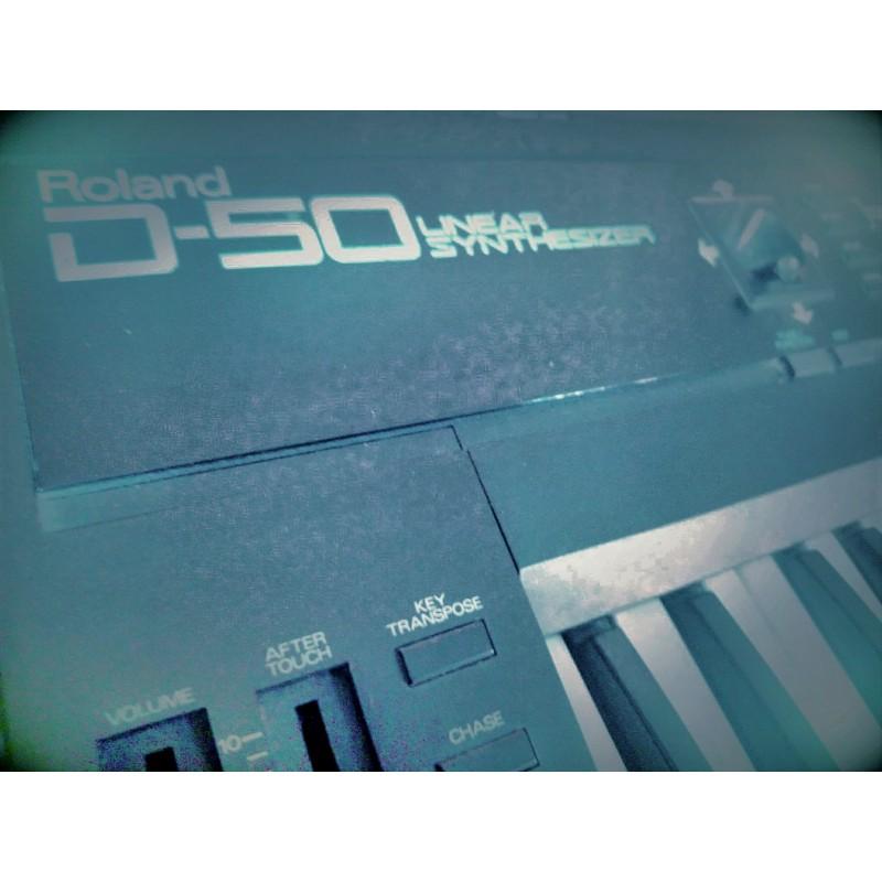 Roland D-50 Analog Power