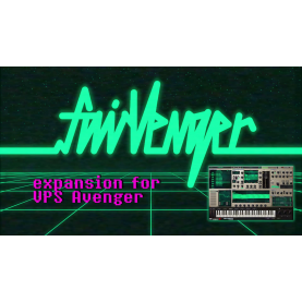 FairVenger 80's Synthwave inspired VPS Avenger expansion with skin and add-ons