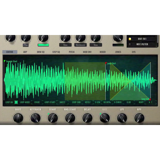 FairVenger presets pack 2 Voices & Pads