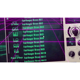 FairVenger Avenger presets pack 2 Voices & Pads