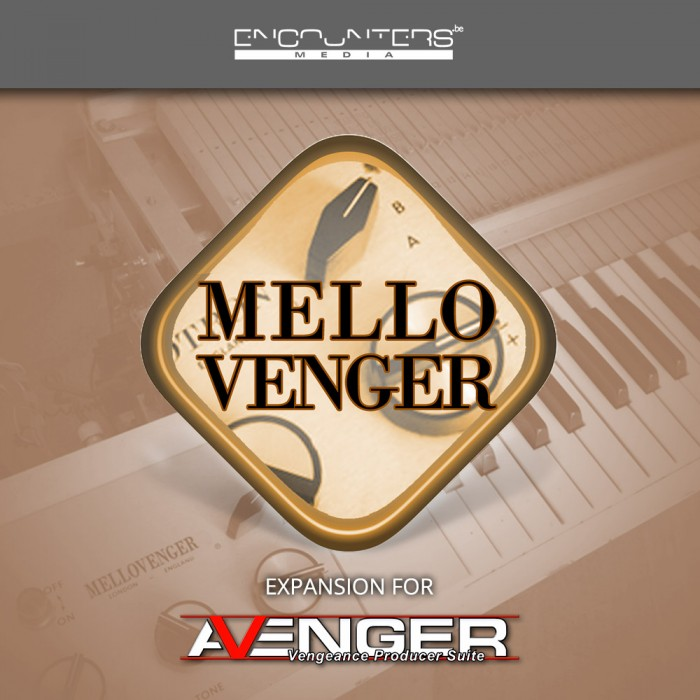 Avenger - MELLOVENGER - Retro Tape simulation machine - Presets Expansion