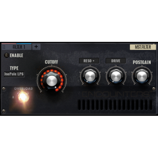 Avenger - AC Legends: ARP - Presets expansion
