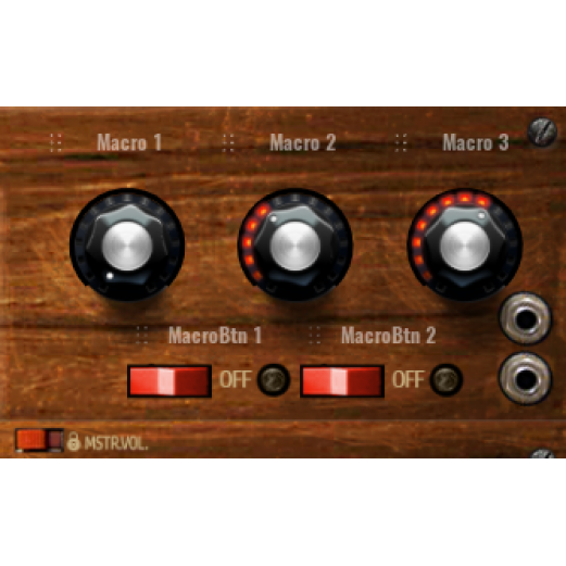ANALOGUE CLASSICS - VPS Avenger Presets expansion