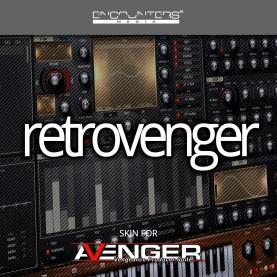 VPS Avenger skin RETROVENGER