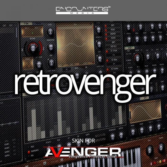 Avenger skin RETROVENGER