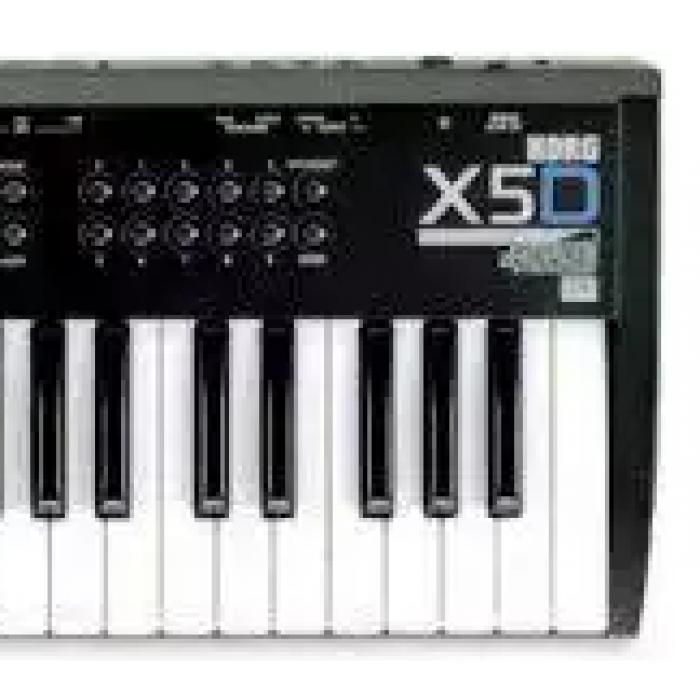 KORG X5D live set (FREE)