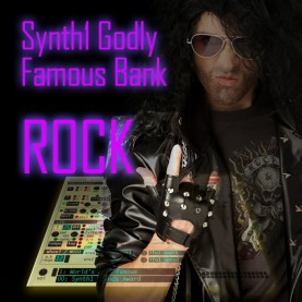 Synth1 Godly Famous Bank: Rock
