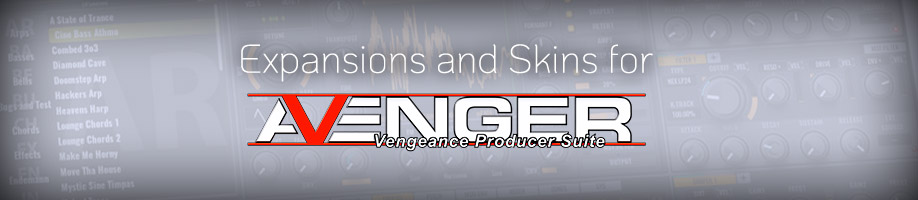 VPS Avenger Expansions
