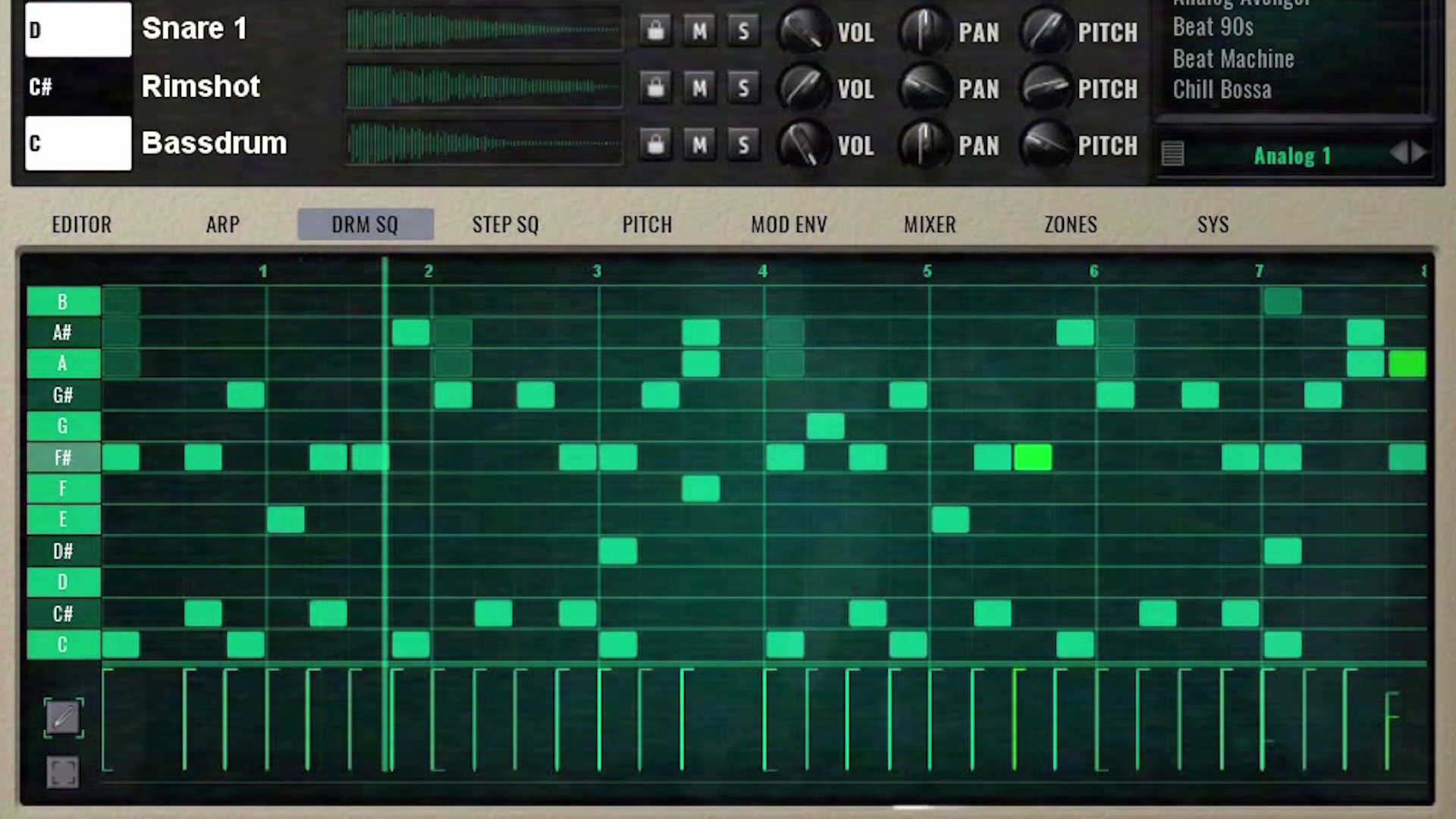 FairVenger :: Synthwave 80s VPS Avenger Presets Expansion add-on 1